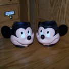 Disney's Mickey Mouse Pair of Face Cups!