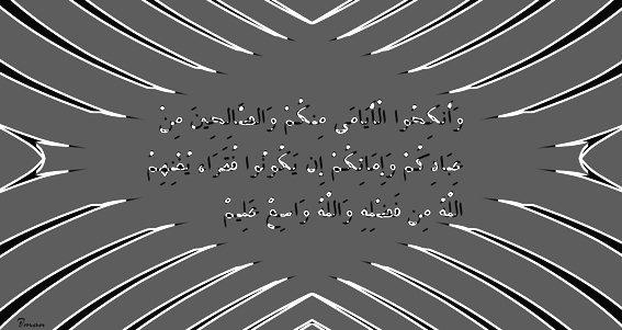 Quranic Verse 24 - 32 03