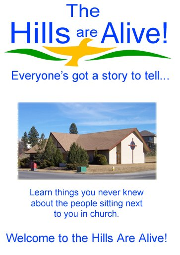 Hills Are Alive DVD