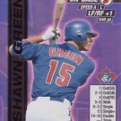 SHAWN GREEN 2000 MLB SHOWDOWN FIRST EDITION FOIL #455 TORONTO BLUE JAYS