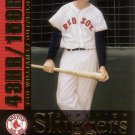 TED WILLIAMS 2003 SUPERIOR SLUGGERS #S15 BOSTON RED SOX