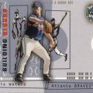 CHRIS WATERS 2003 SPLENDID SPLINTERS #114 ATLANTA BRAVES