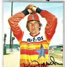 KEN FORSCH 1977 TOPPS #21 HOUSTON ASTROS