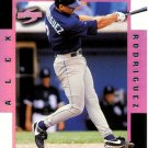 ALEX RODRIGUEZ 1998 SCORE ROOKIE TRADED COMPLETE PLAYER #3B SEATTLE MARINERS