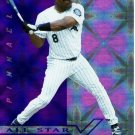 ALBERT BELLE 1998 PINNACLE EPIX MOMENT #E10 PURPLE CHICAGO WHITE SOX