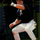 JEFF BAGWELL 1998 PINNACLE PLUS PEAK PERFORMERS #10 HOUSTON ASTROS