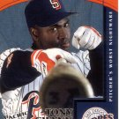 TONY GWYNN 1999 OMEGA 3000 HIT MACHINE #6 SP# 2576/3000 SAN DIEGO PADRES