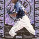 BERNIE WILLIAMS 1999 REVOLUTION DIAMOND LEGACY #23 NEW YORK YANKEES
