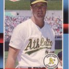 MARK McGWIRE 1988 DONRUSS #BC23 OAKLAND ATHLETICS