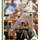 MARK McGWIRE 1991 UPPER DECK #174 OAKLAND ATHLETICS