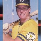 MARK McGWIRE 1988 DONRUSS #256 OAKLAND ATHLETICS