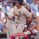 ALBERT PUJOLS 2002 DONRUSS #15 ST. LOUIS CARDINALS