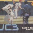 BARRY BONDS 1996 SPORT FLIX UC3 #112 SAN FRANCISCO GIANTS