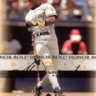 BARRY BONDS 2002 HONOR ROLL #52 SAN FRANCISCO GIANTS