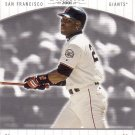 BARRY BONDS 2001 DONRUSS CLASSICS #2 SAN FRANCISCO GIANTS