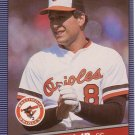 CAL RIPKEN JR. 1986 DONRUSS #210 BALTIMORE ORIOLES