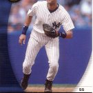 DEREK JETER 2001 DONRUSS CLASS OF 2001 #5 NEW YORK YANKEES