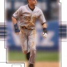 DEREK JETER 2001 UD PRO'S & PROSPECTS #40 NEW YORK YANKEES
