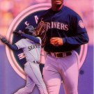 KEN GRIFFEY JR. 1999 GOLD LABEL #100 SEATTLE MARINERS