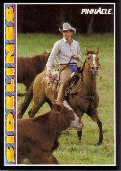 NOLAN RYAN 1992 PINNACLE #294 TEXAS RANGERS