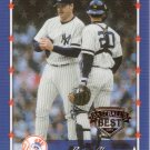ROGER CLEMENS 2001 DONRUSS #22 NEW YORK YANKEES