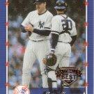 ROGER CLEMENS 2001 DONRUSS #22 NEW YORK YANKEES
