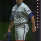 ROGER CLEMENS 1998 PINNACLE PLUS #6 TORONTO BLUE JAYS