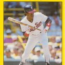SAMMY SOSA 1991 FLEER #136 CHICAGO WHITE SOX