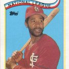 OZZIE SMITH 1989 TOPPS #389 ST. LOUIS CARDINALS