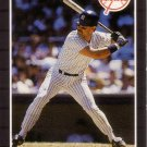 DON MATTINGLY 1989 DONRUSS #74 NEW YORK YANKEES
