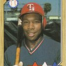 KIRBY PUCKETT 1987 TOPPS #611 MINNESOTA TWINS