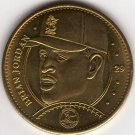 BRIAN JORDAN 1997 PINNACLE MINT BRASS COIN #29 ST. LOUIS CARDINALS