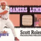 SCOTT ROLEN 2000 FLEER GAMERS GAMERS LUMBER #40 PHILADELPHIA PHILLIES