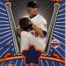 JOE NATHAN 2005 TOPPS ALL-STAR STICHES #ASR-JN  MINNESOTA TWINS
