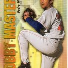PEDRO MARTINEZ 2002 TOPPS HOBBY MASTERS #18 BOSTON RED SOX