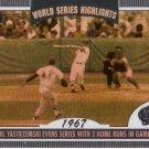 CARL YASTRZEMSKI 2004 TOPPS WORLD SERIES HIGHLIGHTS 1967 #CY BOSTON RED SOX