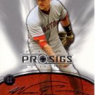 NOMAR GARCIAPARRA 2004 UD DIAMOND COLLECTION PRO SIGS #56 SILVER BOSTON RED SOX