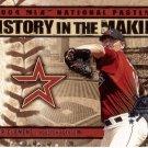 ROGER CLEMENS 2004 FLEER NATIONAL PASTIME HISTORY IN THE MAKING #13 HOUSTON ASTROS
