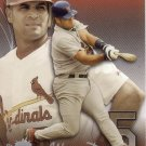 ALBERT PUJOLS 2005 FLEER SHOWCASE #1 ST. LOUIS CARDINALS