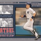 HIDEKI MATSUI 2004 UPPER DECK MATSUI CHRONICLES #57 NEW YORK YANKEES
