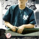 BRAD HALSEY 2004 SPX SPXCITING #138 TIER 1 ROOKIE NEW YORK YANKEES