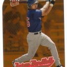 JASON BARTLETT 2005 ULTRA GOLD MEDALLION #210 DIE-CUT MINNESOTA TWINS
