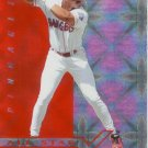 JUAN GONZALEZ 1998 PINNACLE ALL-STAR EPIX #E2 ORANGE TEXAS RANGERS
