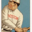 TRIS SPEAKER 2002 TOPPS 206 #177 REPRINT BOSTON RED SOX