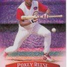 POKEY REESE 1998 FINEST REFRACTOR #268R NO PROTECTOR CINCINNATI REDS