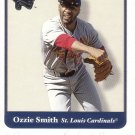 OZZIE SMITH 2001 GREATS OF THE GAME #97 ST. LOUIS CARDINALS