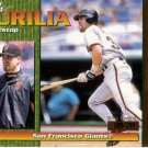 RICH AURILIA 1999 OMEGA GOLD #208 SP# 100/299 SAN FRANCISCO GIANTS AllstarZsports.com