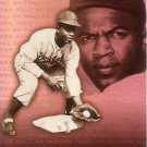 JACKIE ROBINSON 2001 UD HALL OF FAMERS GALLERY #G4 BROOKLYN DODGERS AllstarZsports.com