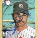 DON MATTINGLY 1987 TOPPS #606  AUTO GUARANTEED AUTHENTIC YANKEES AllstarZsports.com