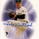 JAKE WESTBROOK 1998 BEST #21 AUTOGRAPH COLORADO ROCKIES AllstarZsports.com